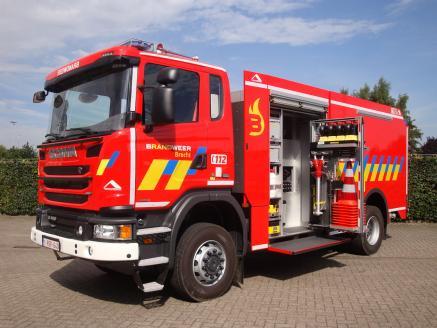 fireplug brandweer